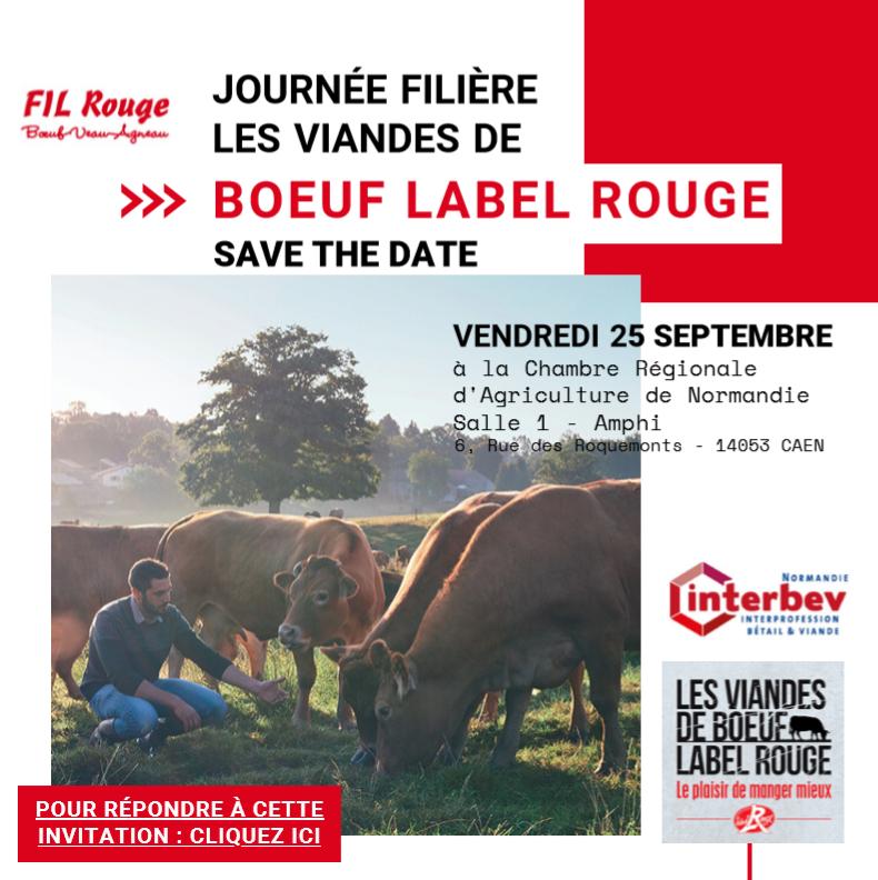 Journée Régionale Label Rouge le 25 septembre à Caen
