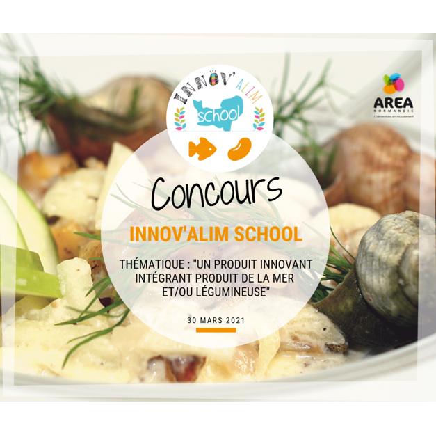 3e édition du concours Innov'Alim (2020-2021)