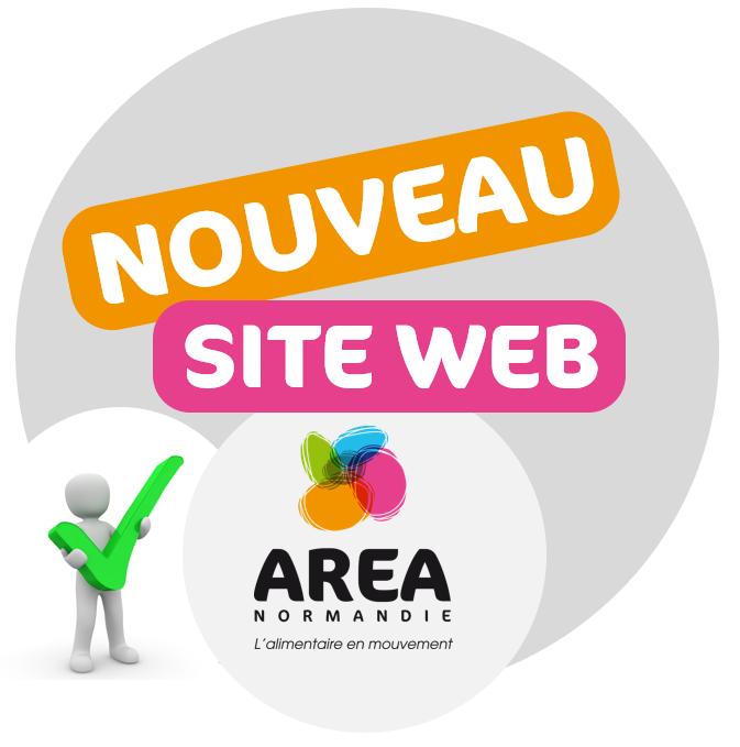 Le nouveau site de l'AREA Normandie est en ligne !