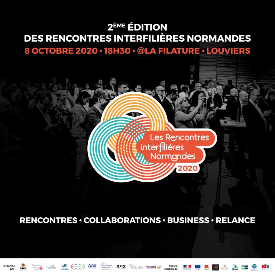2e édition des rencontres interfilières normandes le 8 octobre 2020