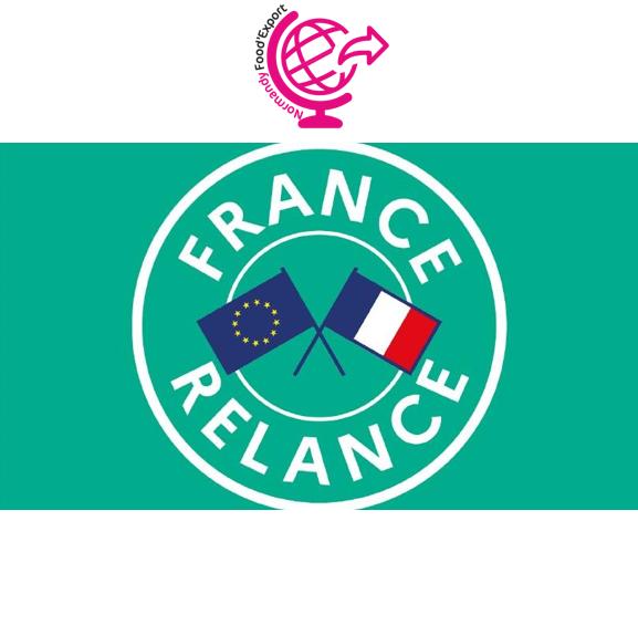 Club Normandy Food'Export – Webinaire «Plan de relance export» du 13 octobre
