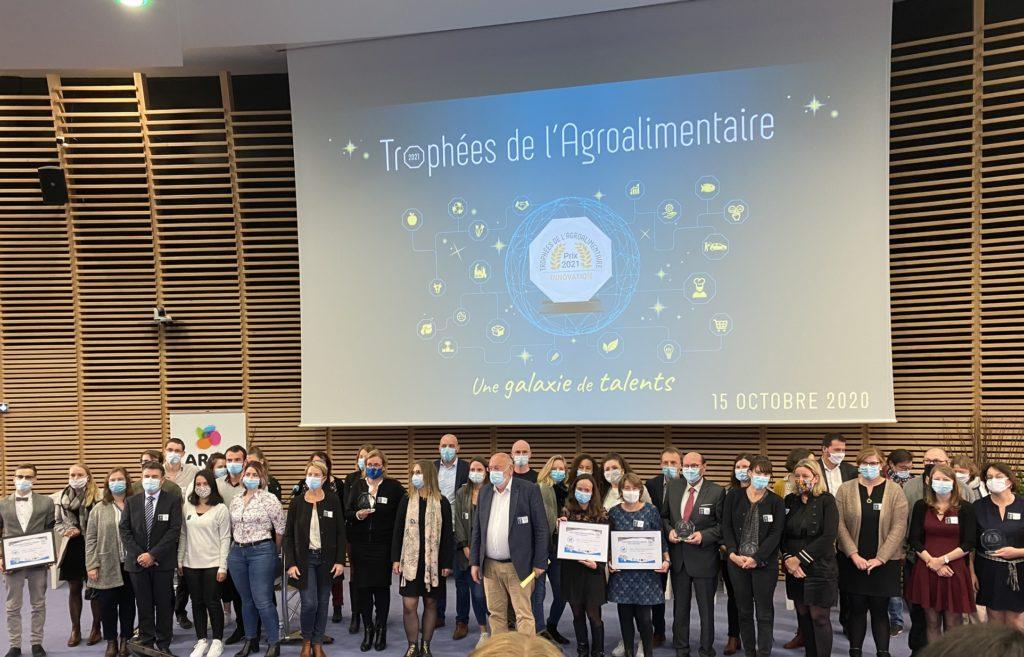 Lauréats des Trophées de l'Agroalimentaire 2021