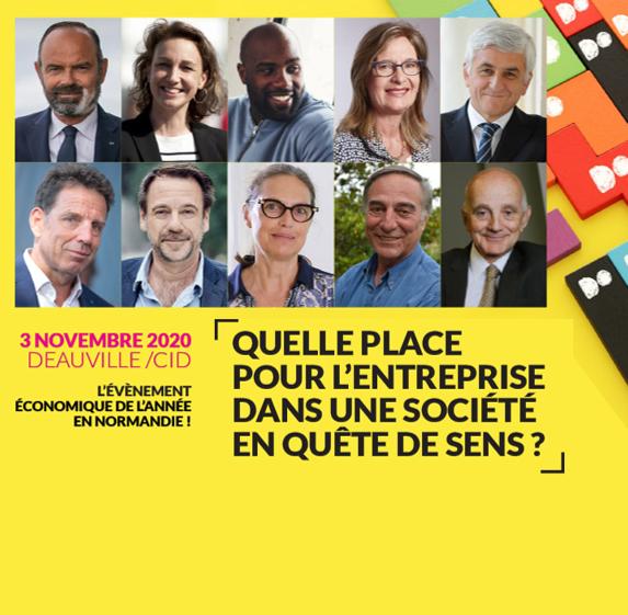 Université des Entrepreneurs Normands le 3 novembre