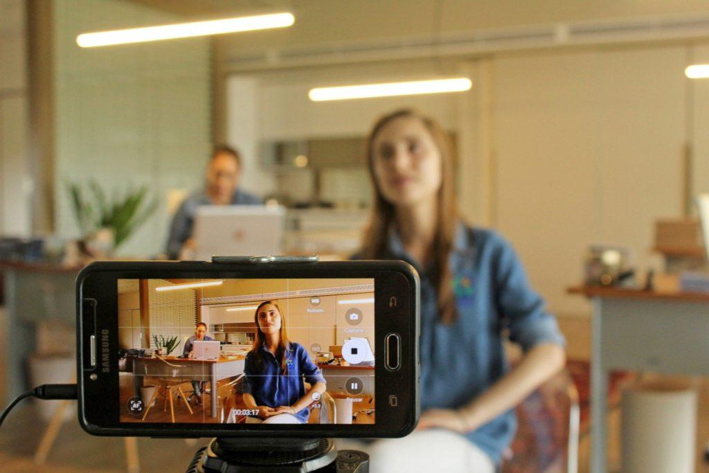 «Réussir votre vidéo professionnelle avec un smartphone» en décembre