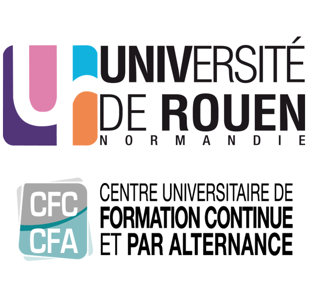 Logo UNIVERSITE DE ROUEN