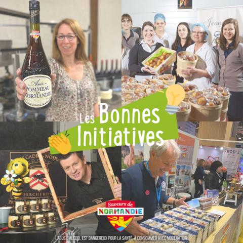 Saveurs de Normandie : partagez vos bonnes initiatives !