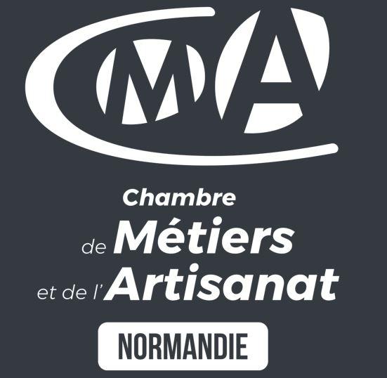 Logo Chambre de Métiers et de l'Artisanat de Normandie