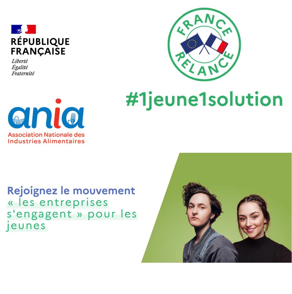 Les entreprises de l'agroalimentaire s'engagent pour les jeunes – Rejoignez le mouvement !