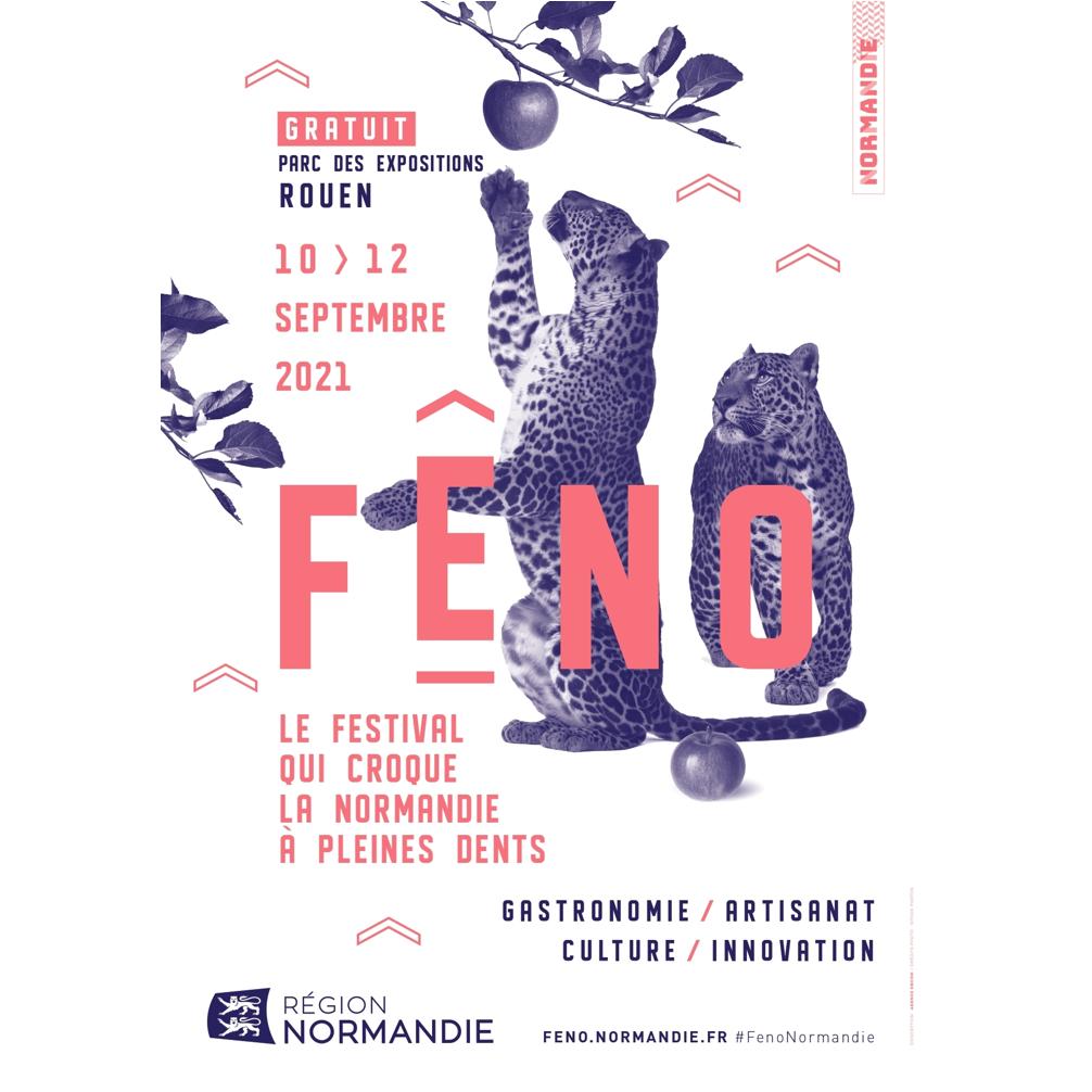 Participez à la 2ème édition du Fêno à Rouen du 10 au 12 septembre