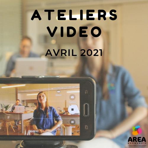 « Réussir votre vidéo professionnelle avec un smartphone » en avril