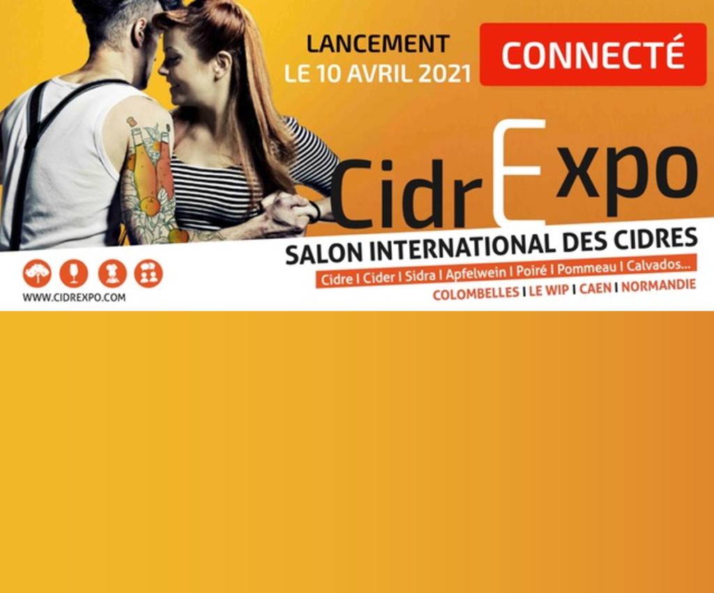 CIDREXPO : OUVERTURE DES INSCRIPTIONS POUR LE SALON CONNECTE DU 10 AU 12 AVRIL
