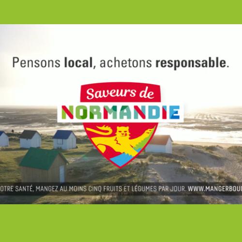 Saveurs de Normandie parraine la Météo sur France 3 Normandie