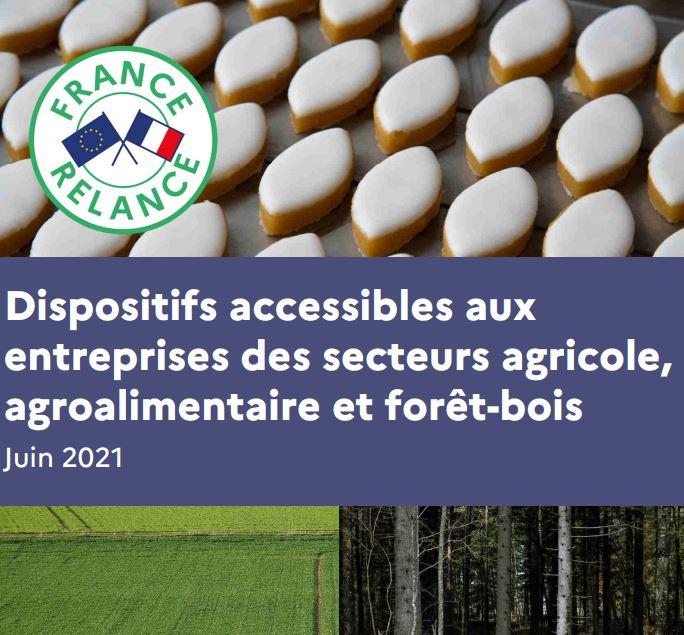 Parution d'un recueil des dispositifs accessibles aux entreprises agroalimentaires