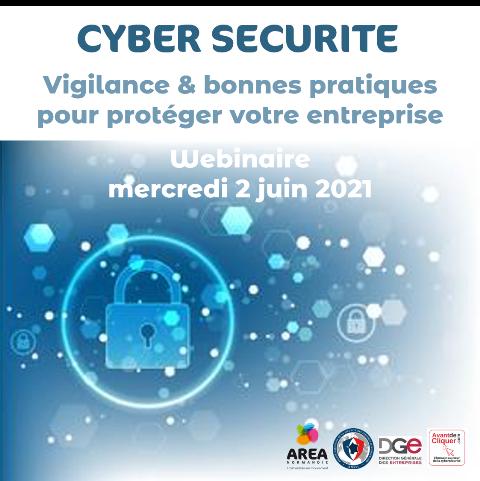 Webinaire cybersécurité le 2 juin
