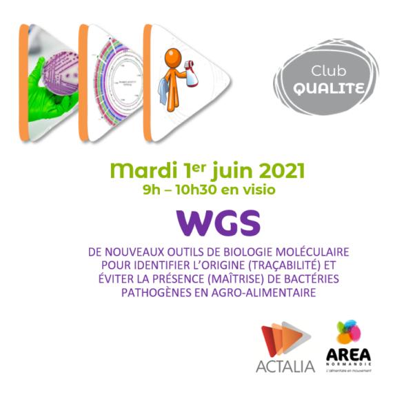 club qualité WGS 1er juin
