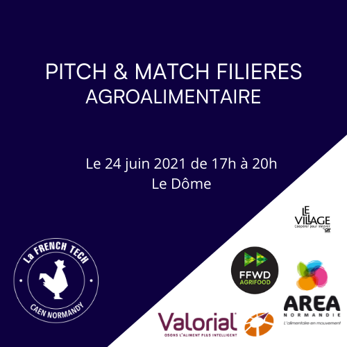 Pitch & Match Agroalimentaire
