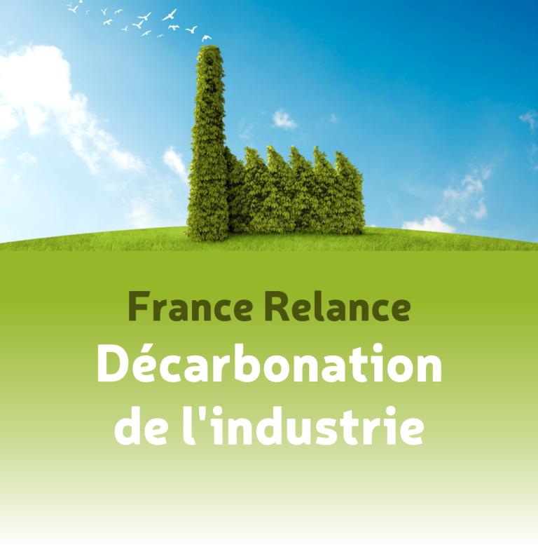 Aide en faveur des investissements de décarbonation des outils de production industrielle