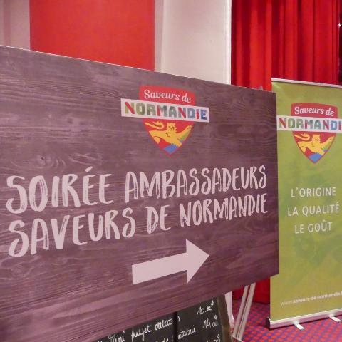 Soirée Saveurs de Normandie